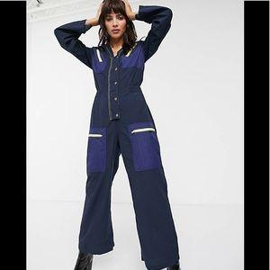 Rachel Antonoff Amelia Flight Suit